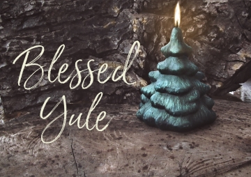 blessedyule_candle